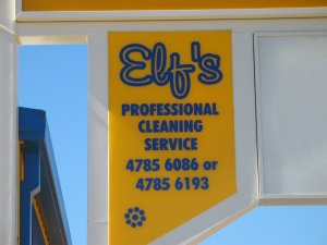 elfs cleaning